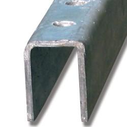Styrskena stål 3 m 97C/3M