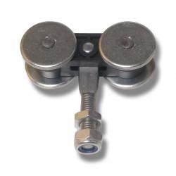 Hängrulle nållager 56K/S200 för metall